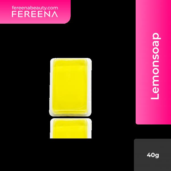 lemon sabun